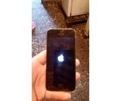 iPhone 5 para  Repuestos  Pantalla Mala