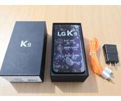 Sn Miguel, Vndo Lg K9, Impecable, Libera