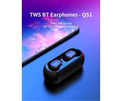 QCY QS1 Mini Dual Audifonos Inalambricos Bluetooth 5.0