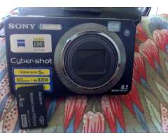 Camara Sony 8 Megapix