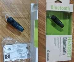 Manos libres Bluetooh son compatible con todos modelo de Celular