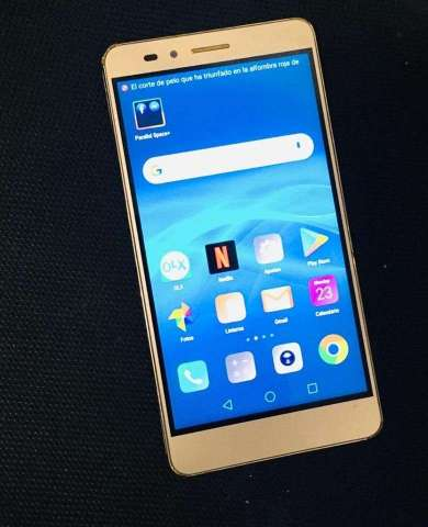 Vendo Huawei Honor 5X DOBLE CHIP 115
