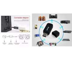 Receptor de Audio Bluetooh para Carros Sistemas de Casa Etc