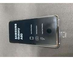 Vendo Samsung Galaxy A80-Duos-White