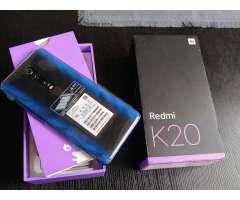 Xiaomi Redmi K20 Azul y Rojo
