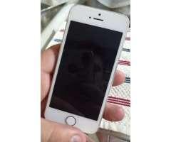 Vendo iPhone 5S Liberado 16Gb