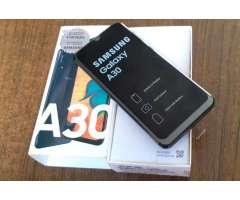 Samsung A30 Full Accesorios en Cajita