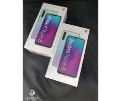 Xiaomi Redmi Note8 Neptune Blue 64gb