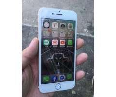 iPhone 6 de 16G Liberado Detalle de Glas