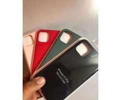Silicone Case para iPhone Originales