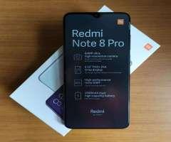 Xiaomi Redmi Note 8 Pro 128 Gb Nuevos