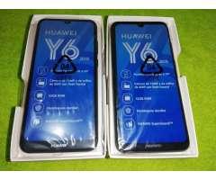 Huawei Y6 2019 Nuevo Caja Sellada