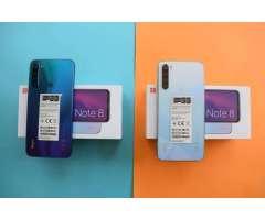 XIAOMI REDMI NOTE 8 NUEVO!  (Omitir:  Motorola, iPhone, LG, HTC, Samsung)