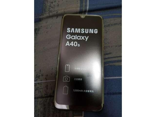 Samsung A40S Nuevo Liberado 6Gb Ram 64Gb Triple Camara