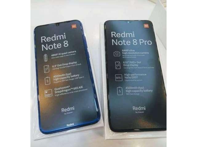 Rerdmi Note 8 Nuevas