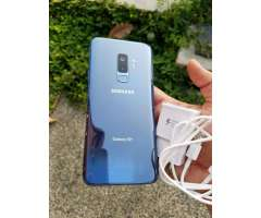Samsung Galaxy S9 Plus Blue Android 9