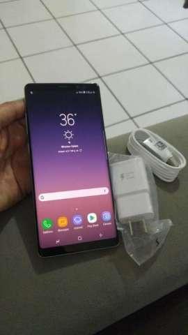 Samsung Galaxy Note 8 Silver 6 Ram