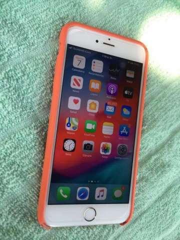 Vendo IPhone 6s Plus 64GB Chulo