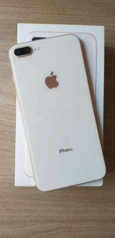 Vendo iphone 8 plus liberado de fabrica