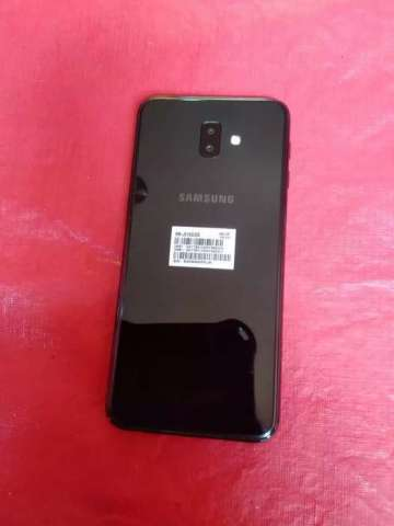 Vendo elegante samsung galaxy j6 plus version especial de 64gb