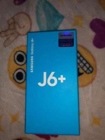 Samsung J6+ 32gb LIBERADO