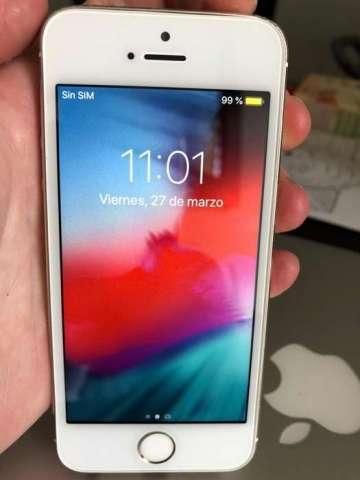 iPhone 5s 16gb unlocked fabrica