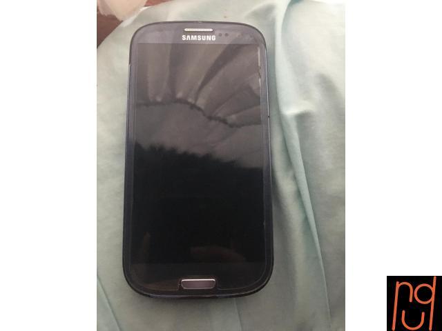 Vendo un Samsung Galaxy S3